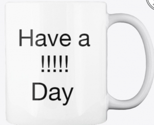 nice mug